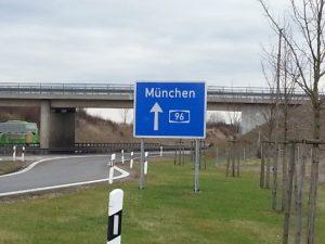 Busy z Monachium do Polski