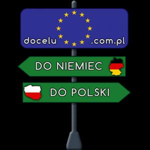 DOCELU - busy do Niemiec i z powrotem do Polski