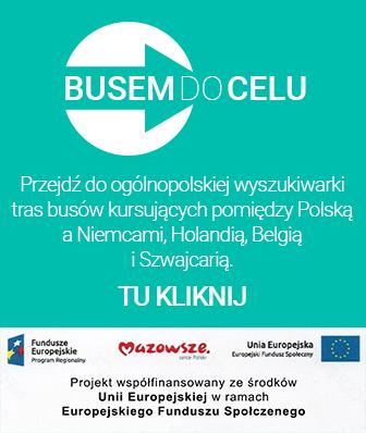 Szybko, łatwo i tanio busem do Niemiec? BusemDoCelu.pl